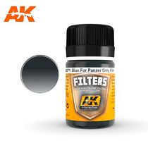 Filter for Panzer Grey Vehicles - Ak Interactive AK071