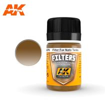 Filter for NATO Vehicles - Ak Interactive AK076