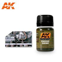 Suciedad de Motor - Ak Interactive AK082