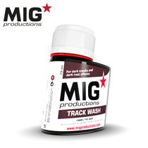 Track Wash 75ml - Ak Interactive P280