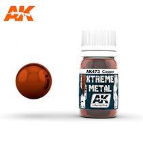Xterme Metal cuivre - Ak Interactive AK473