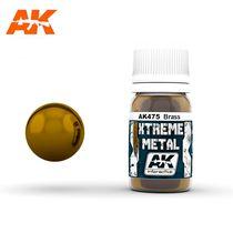 Xtreme Metal laiton brass  - Ak Interactive AK475