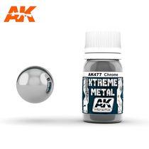Xtreme Metal Chrome - Ak Interactive AK477
