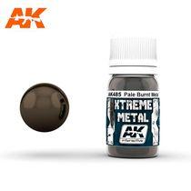 Xtreme Metal Pale Burnt Métal brûlé  pale - Ak Interactive AK485