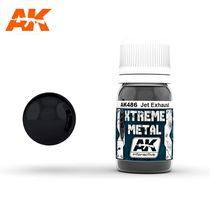 Xtreme Metal Jet Exhaust - Ak Interactive AK486