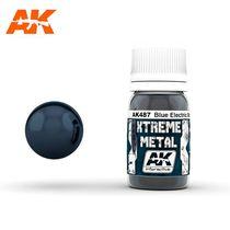 Xtreme Metal Metalic Blue Bleu Métallisé  - Ak Interactive AK487