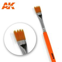 Weathering brush saw shape - Ak Interactive AK576