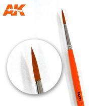 Weathering brush fine long - Ak Interactive AK577
