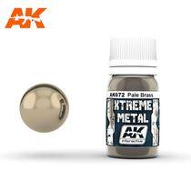 Xtreme Metal Pale Brass Laiton - Ak Interactive AK672
