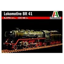 Maquette de locomotive - 1/87 - Italeri 08701