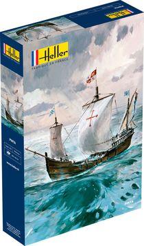 Maquette voilier : La Pinta - Heller 80816
