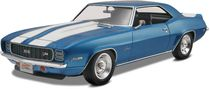 Maquette de voiture de collection : 1969 Camaro Z/28 RS - 1/25 - Revell US 17457