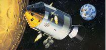 Maquette collection spatiale : Apollo 11 Navette avec Intérieur - 1/32 - Revell 3702 03702