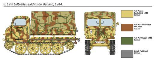 Maquette militaire : Steyr rso/01 et soldats allemands - 1:35 - Italeri 06549 6549 - france-maquette.frMaquette militaire : Steyr rso/01 et soldats allemands - 1:35 - Italeri 06549 6549 - france-maquette.fr