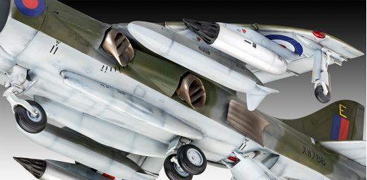 Maquette de navire militaire : Hawker Harrier Gr Mk.1 - 1:32 - Revell 05690, 5690