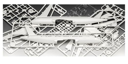 Maquette avion : Model Set Airbus A320 Neo British Airways - 1:144 - Revell 63840
