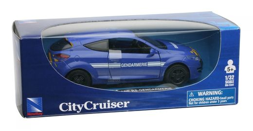 Miniature voiture Megane Gendarmerie RS - 1/32 - New Ray 63779