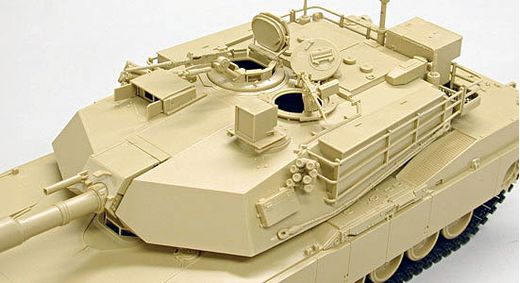 Maquette militaire : Char d'assaut US M1A2 Abrams - Tamiya 35269