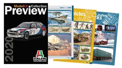 Catalogue Italeri 2020