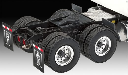 Maquette camion : Kenworth W-900 - 1:25 - Revell 07659, 7659
