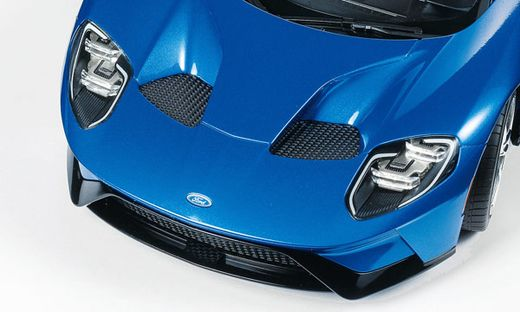 Maquette de voiture : Ford GT 2015 - 1/24 - Tamiya 24346