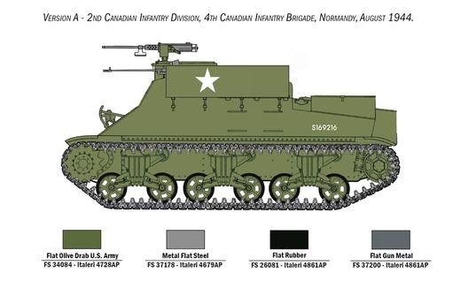Maquette militaire : Kangaroo - 1:35 - Italeri 06551, 6551