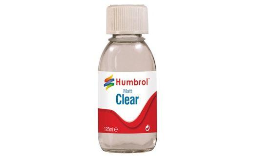 Vernis Mat HUMBROL pour maquette plastique  - Clear Matt - Humbrol AC7434