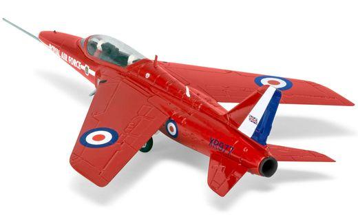 Maquettes avion militaire : RAF Red Arrow - 1:72 - Airfix 55105