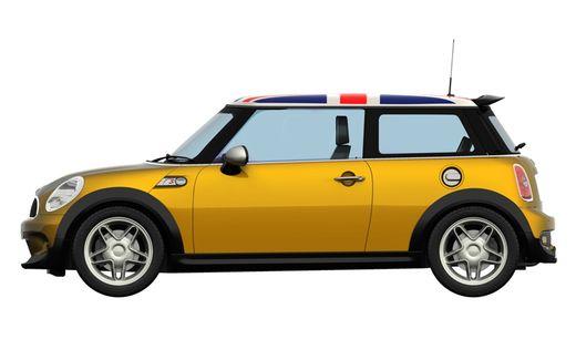 Maquettes voiture de sport : Starter set Mini Cooper S - 1:32 - Airfix 55310