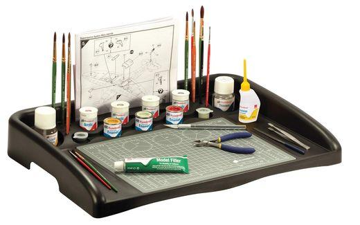 Accessoire pour peinture : Poste de Travail - Airfix 09156 9156