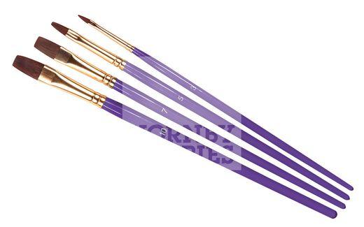 Set de pinceaux synthétiques 3,5,7,10 - Humbrol AG4305