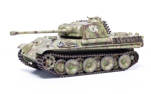 Maquette char d'assaut : Panther G - 1:35 - Airfix A1352 1352 - france-maquette.fr