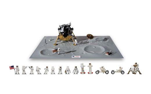 Maquettes Espace : Un petit pas pour l'homme - 1:72 - Airfix 50106 050106 - france-maquette.fr