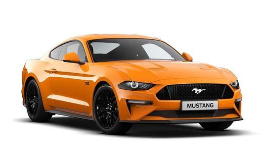 Maquette voiture : QUICKBUILD Ford Mustang GT - Airfix J6036 6036 - france-maquette.fr