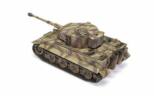 Maquette militaire : King Tiger - 1:35 - Airfix 01369 1369