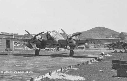 Maquette avion Messerschmitt Bf110 C-7 - 1/32 - Revell 04961 4961