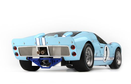 """Maquette voiture : """"Ford GT40 Mk.II 66 (Pre colored Edition) - 1:12 - Meng RS001 RS-001"""