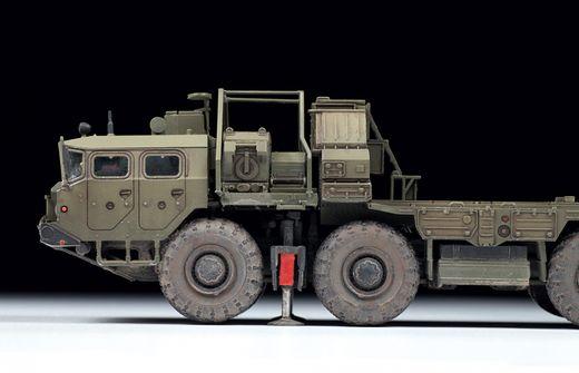 Maquette militaire : S‐400 Triumpf SA-21 Growler - 1/72 - Zvezda 05068 5068