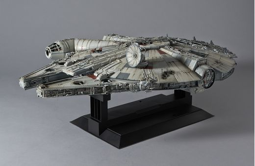 "Maquette Star Wars : Bandai Réplique Falcon ""Perfect Grade"" - 1/72 - Revell 01206 1206"