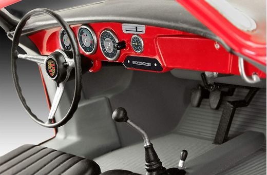 Calendrier de l'Avent Porsche 356 - 1:16 - Revell 01029 1029