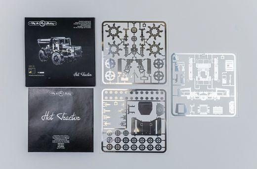 Kit de construction mécanique en métal - Hot Tractor – TimeForMachine 38019