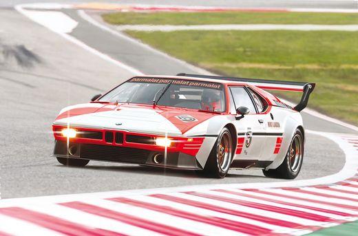 Maquette voiture de course : B.M.W. M1 Procar - 1:24 - Italeri 03643 3643 - france-maquette.fr