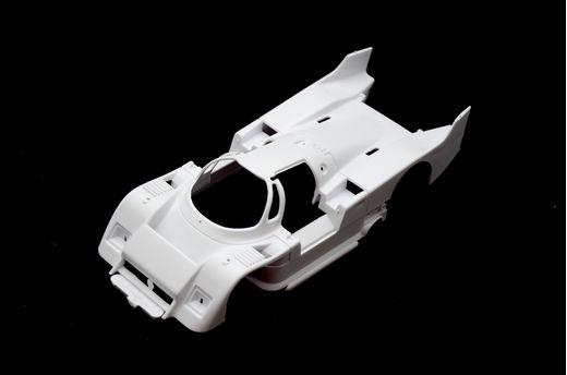 Maquette voiture de sport : Lancia LC2 - 1:24 - Italeri 03641 3641