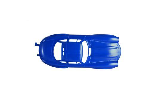 Maquette voiture : Mercedes benz 300SL Gull Wing - 1:24 - Italeri 03645 3645