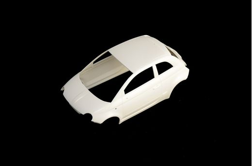 Maquette de la Fiat 500 2007 1:24 - Italeri 3647 03647
