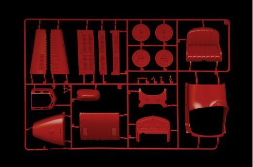 Maquette voiture de collection : Alfa romeo 8C 2300 Monza - 1:12 - Italeri 04706