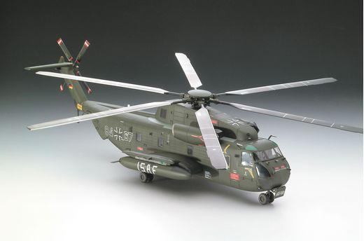 Maquette hélicoptère : CH-53 GSG - 1:48 - Revell 03856, 3856 - france-maquette.fr