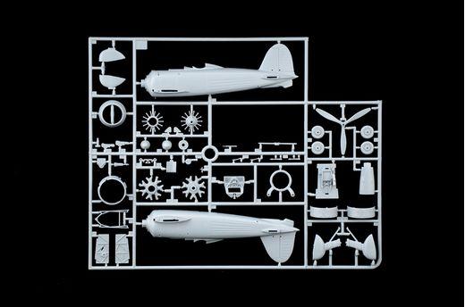 Maquette avion : Fiat CR.42 Bataille d'Angleterre - 1/48 - Italeri 02801 2801