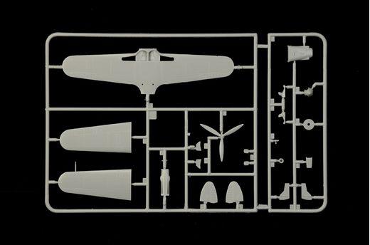 Maquette avion : MC.202 Folgore - 1/72 - Italeri 1439 01439