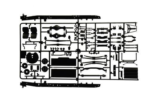 Maquette camion : IVECO Turbostar 190.48 Special - 1:24 - Italeri 03926 3926
